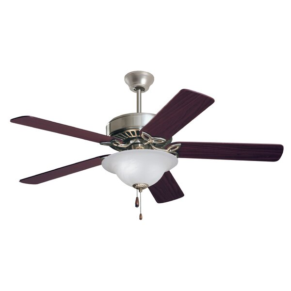 50 Millbank Pro Series ES 5 Blade Ceiling Fan by Red Barrel Studio