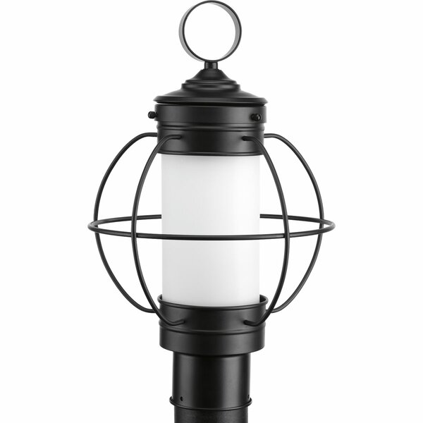 Nayeli 1-Light Metal Lantern Head by Breakwater Bay