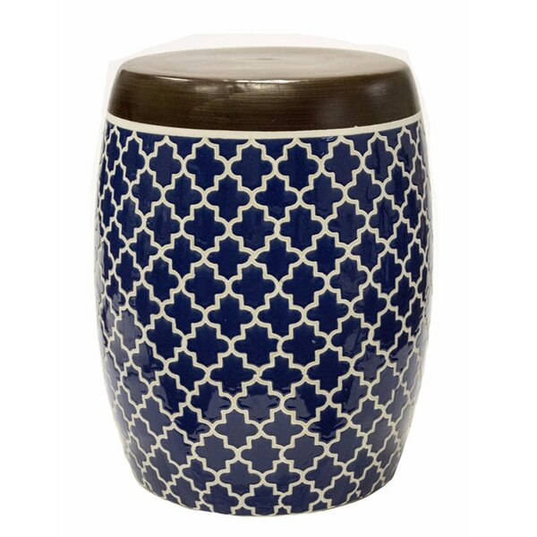 Remaley Sarai Garden Stool by Charlton Home
