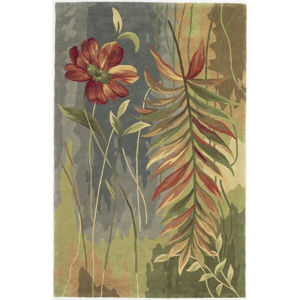 Murray Multicolor Island Oasis Area Rug by Bay Isle Home