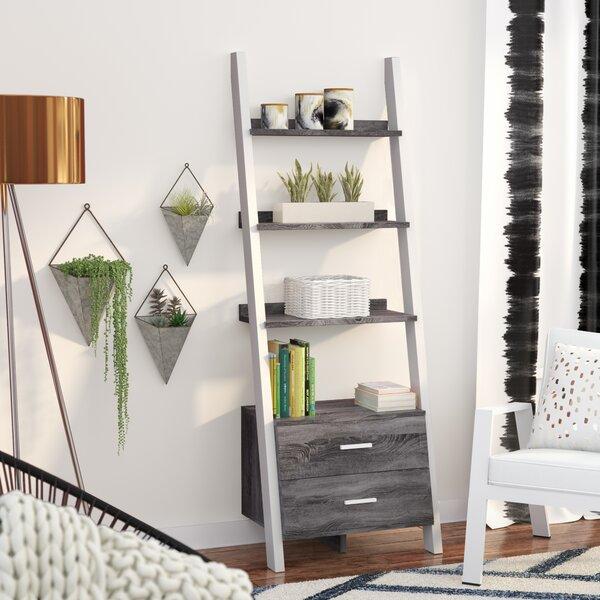 Monterra Ladder Bookcase By Orren Ellis