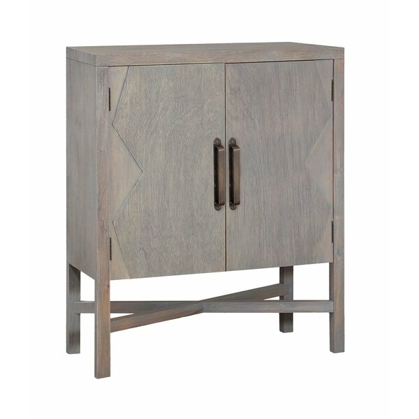 Miskell 2 Door Accent Cabinet