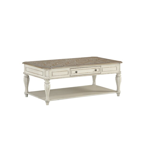 Castleford Coffee Table by Lark Manor
