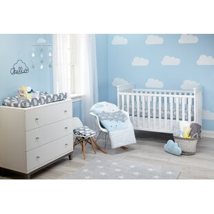Coupon Tata Happy Clouds Infant 5 Piece Crib Bedding Set ByHarriet Bee