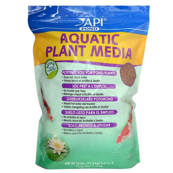 Aquatic Planting Media Soil by Pondcare
