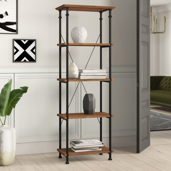 Etagere Bookcase By Mercury Row