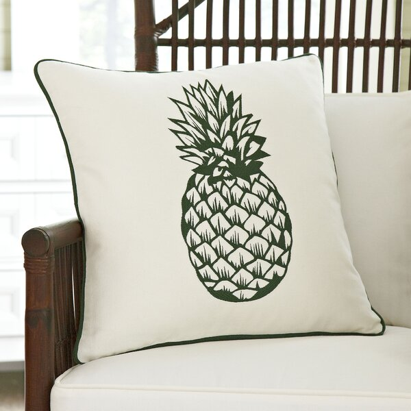 Pineapple Pillow Cover by Birch Lane™
