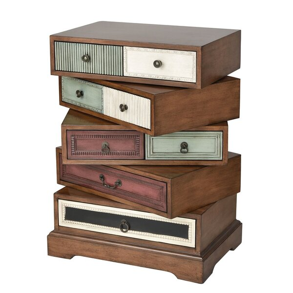 Analia 7 Drawer Accent Chest by Alcott Hill