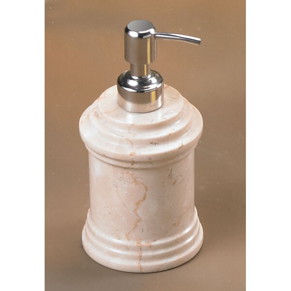 Column Liquid Soap Dispenser by Creative Home