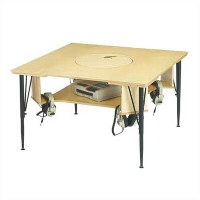 38.5 Square Activity Table by Jonti-Craft