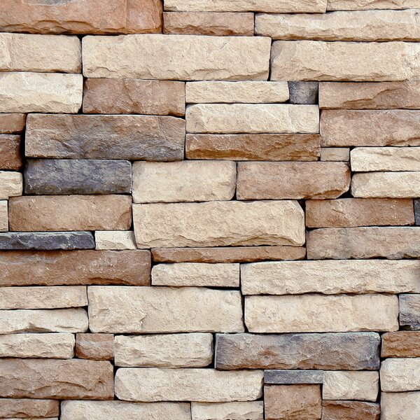 Border Trail Random Sized Concrete Composite Rock Exterior Tile in Montreal by Emser Tile