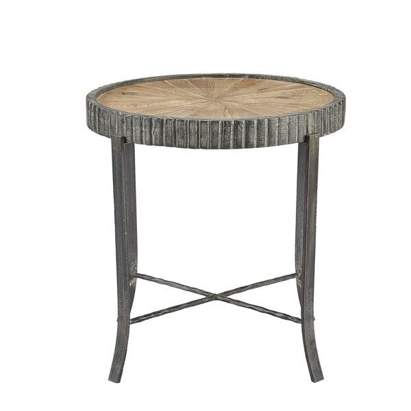 Clea End Table By Foundry Select