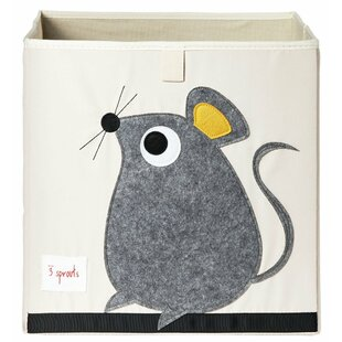 Purchase Mouse Fabric Storage Cube By 3 Sprouts