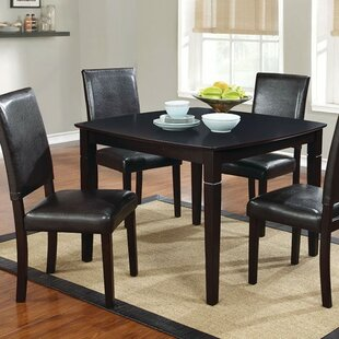Lawing Traditional 5 Piece Dining Set By Winston Porter