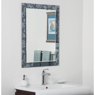 Coupon Vienna Bathroom Wall Mirror By Decor Wonderland