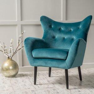 Bouck Wingback Chair Willa Arlo Interiors
