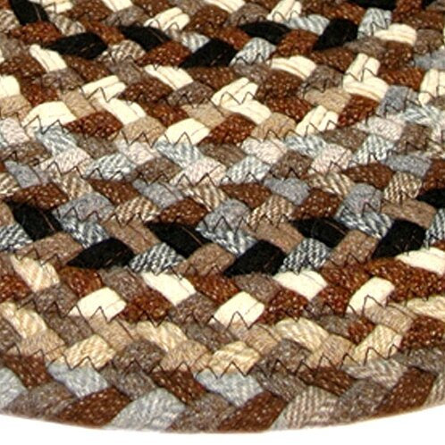 Beacon Hill Tan/Brown Area Rug by Thorndike Mills