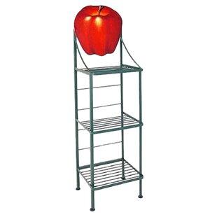 Order Apple Wrought Iron Baker's Rack Best reviews