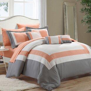 Peach Colored Bedding Wayfair