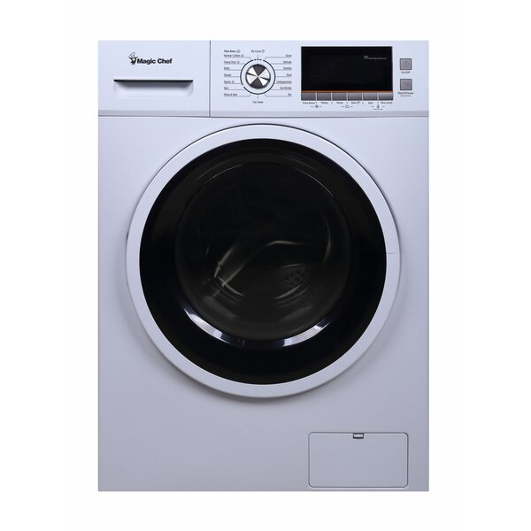 2 cu. ft. All in One Combo Washer and Dryer by Magic Chef