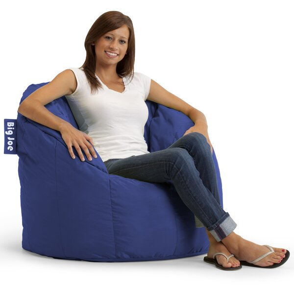 Big Joe Milano Bean Bag Chair by Comfort Research