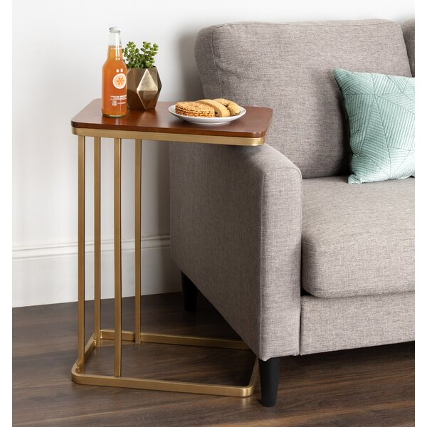 Dawlish End Table By Everly Quinn