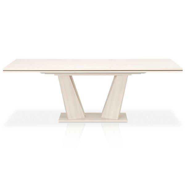 Saint Extendable Dining Table by Orren Ellis