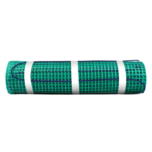 TempZone 120V Radiant Floor Heating Roll for Tile by WarmlyYours