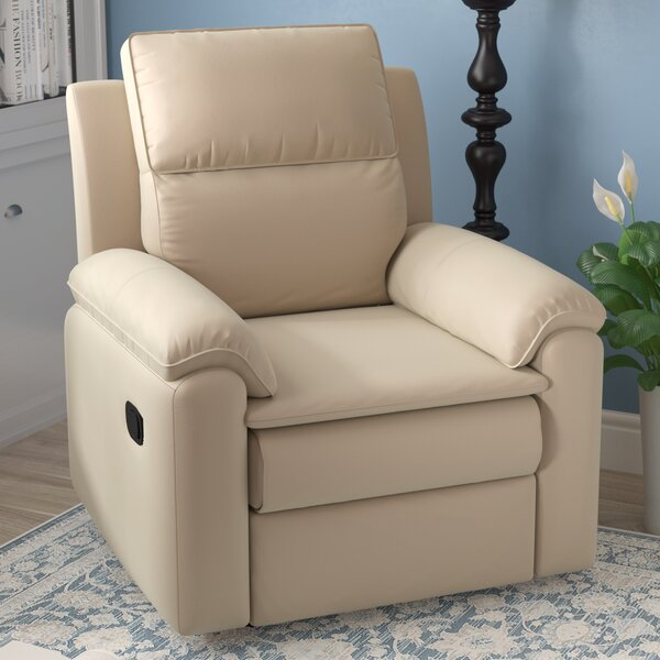 Gardners Lounger Manual Recliner by Alcott Hill
