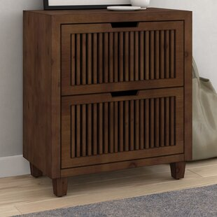 Amara 2 Drawer Accent Cabinet