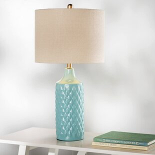 Charmant Bedside Blue Table Lamps Youu0027ll Love | Wayfair