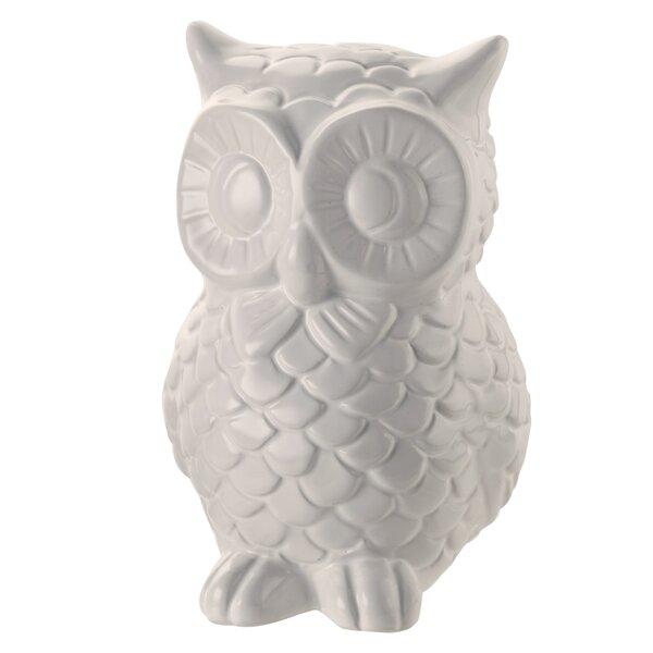 Standing Owl Figurine by Prinz