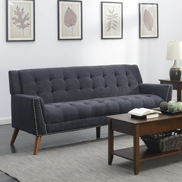Best Offer Brierley Sofa by Everly Quinn by Everly Quinn