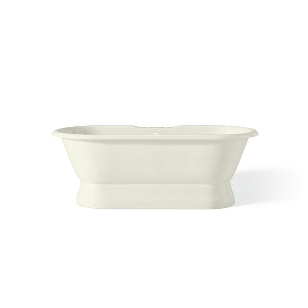 Regal 68 x 31 Soaking Bathtub with Undrilled by Cheviot Products