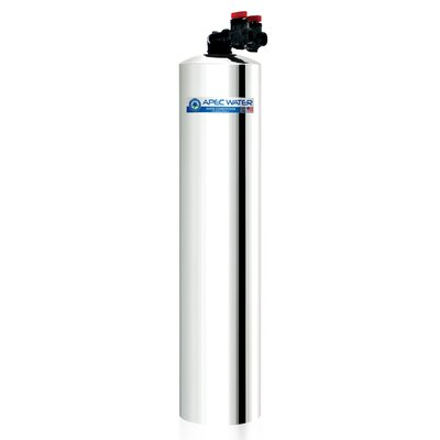 Apec Water Futura-10 Premium 10 Gpm Whole House Salt-Free Water Softener & Water Conditioner APEC WATER