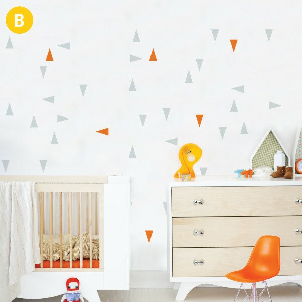Gretchen Small Tipi Wall Sticker/Decal by Harriet Bee