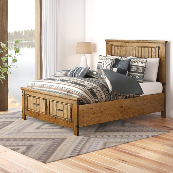 Hartford Storage Platform Bed by Loon Peak