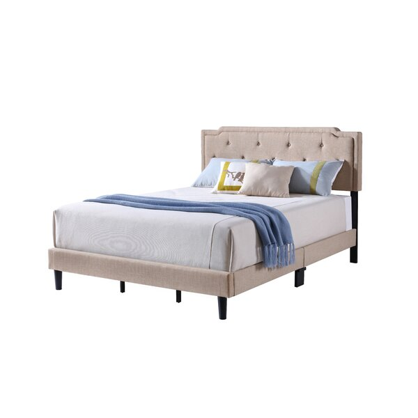 Reviews Indianapolis Upholstered Standard Bed By Winston Porter Purchase