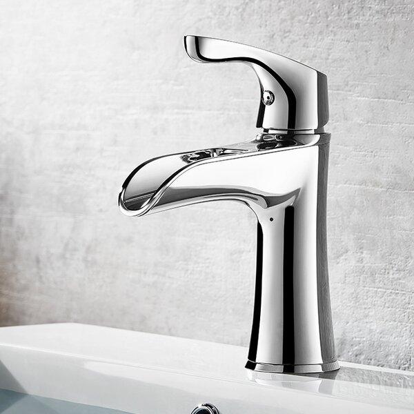 Althea Single Hole Bathroom Faucet By Vinnova