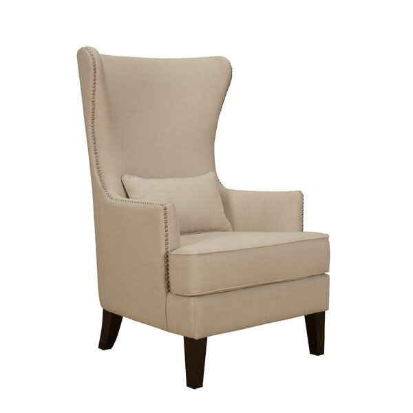 Cavender 21-inch Wingback Chair By Birch Lane™ Heritage