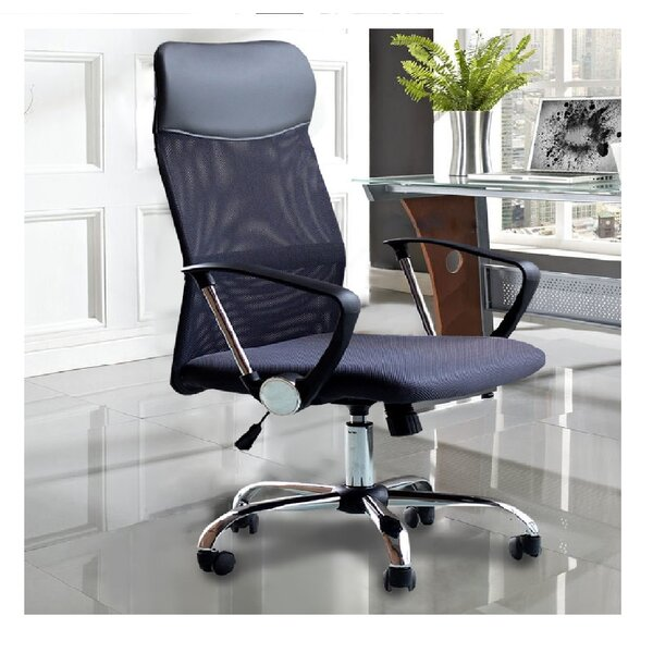 High-Back Mesh Executive Chair by Symple Stuff