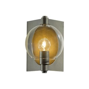 Bargain Pluto 1-Light Outdoor Sconce By Hubbardton Forge