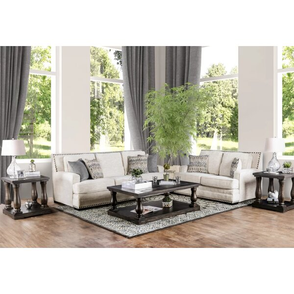 Ellesmere Configurable Living Room Set by Canora Grey