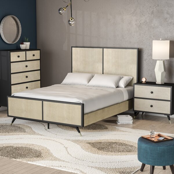 Bobby Platform 4 Piece Bedroom Set by Corrigan Studio