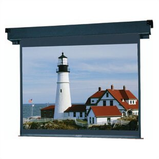 Boardroom Electrol 54'' H x 96'' W Electric Projection Screen Da-Lite