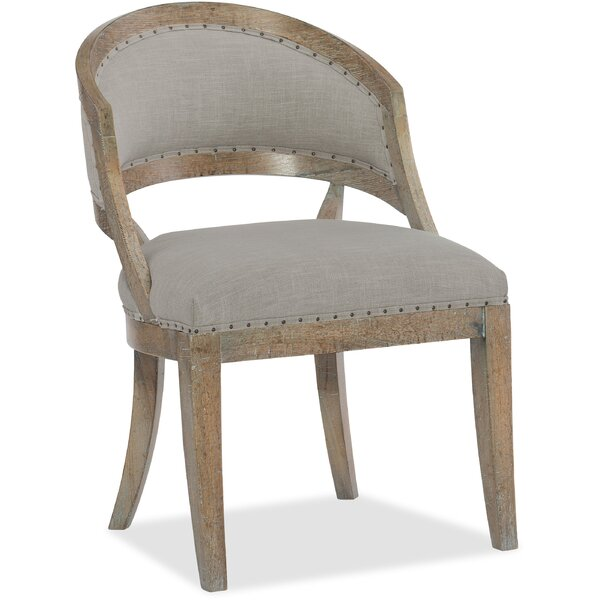 Boheme Upholstered Dining Chair (Set of 2) by Hooker Furniture Hooker Furniture