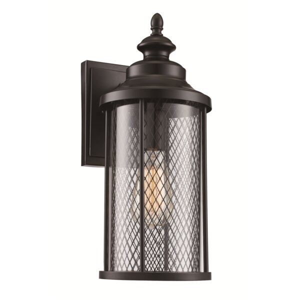 Torrence 1-Light Outdoor Wall Lantern by Laurel Foundry Modern Farmhouse