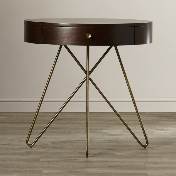 Cushendall End Table by Corrigan Studio