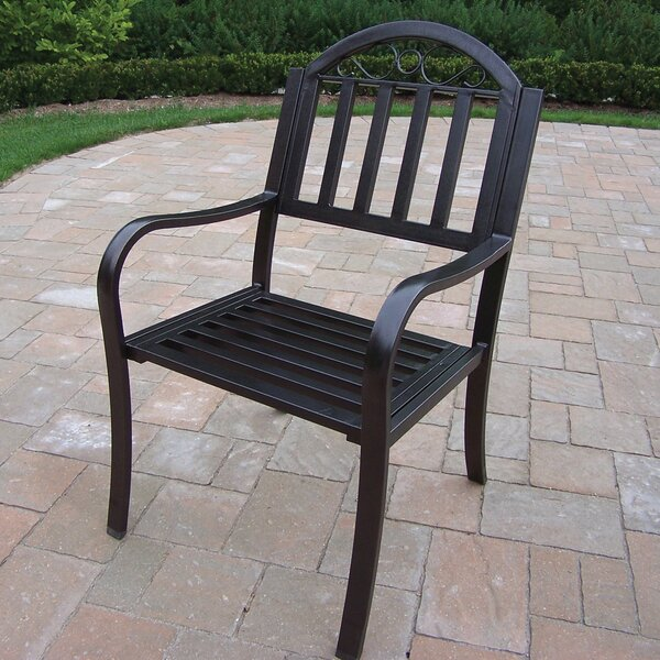 Rochester Patio Dining Chair by Oakland Living