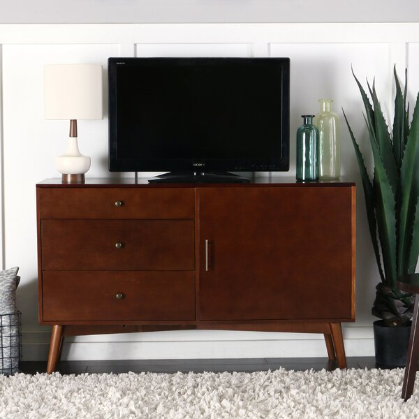 Nicolas TV Stand for TVs up to 55 by Corrigan Studio